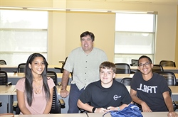 GEARUP Students from Local High Schools Start Summer Program at Naugatuck Valley Community College