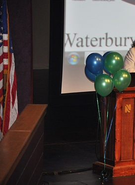 NVCC Welcomes Students To New Academic Year At Danbury