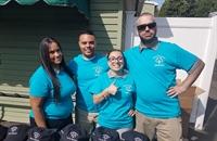 NVCC Students Celebrate Back to School by Doing Good for the Community