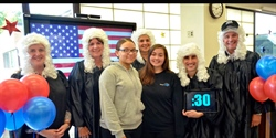 Constitution Trivia Premiers in Second Annual Production with Traditional Wigs and Jeopardy Theme