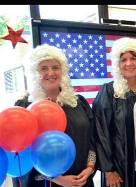 Constitution Trivia Premiers in Second Annual Production...