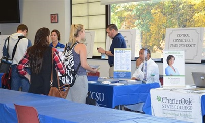 NVCC Hosts College Transfer Fairs on Waterbury and Danbury Campuses
