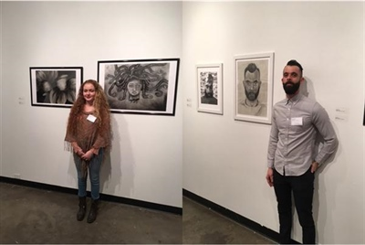 NVCC Faculty and Students Selected to Show Work at Hartford Gallery