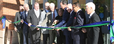 NVCC Celebrates New Center for Health Sciences with Ribbon Cutting at Founders Hall