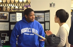 New Student Orientations on NVCC's Waterbury and Danbury Campuses Begin New Chapter for Many Students