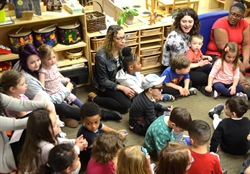 Child Development Center Laboratory School Wraps Up End of Fruitful Semester