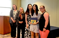 Naugatuck Valley Community College Hosts Principal to President Scholars Awards