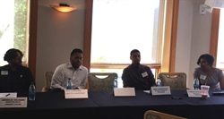 NVCC's SGA Secretary Serves as Panelist at CHERE's Diversity Conference