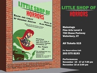 NVCC Presents: Little Shop of Horrors