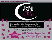 Take Back the Night Rally and March