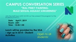 Campus Conversation - Teal Pinky Event