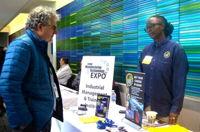 NVCC Hosts STEM and Advanced Manufacturing Technology Expo