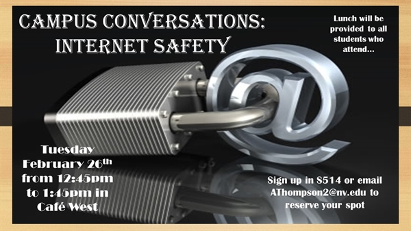 Campus Conversation:Internet Safety