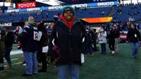 "NVCC Staff Member Honored with New England Patriots' ""Deserve a Crown"" Award for Volunteer Work with Hole in the Wall Gang Camp"