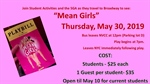 """Mean Girls"" Broadway Trip"