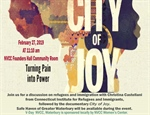 City of Joy Documentary & Discussion