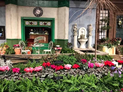 NVCC's Horticulture Program Receives Two Awards at 38th Annual Connecticut Flower and Garden Show