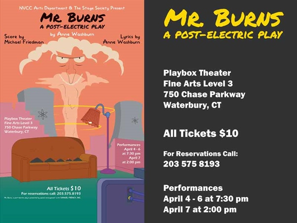 Mr. Burns, a Post-Electric Play