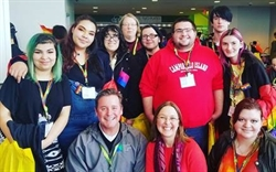 NVCC Students, Staff Attend True Colors Conference