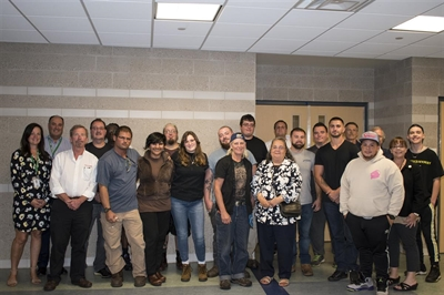 NVCC Celebrates Manufacturing Awards to Outstanding Students