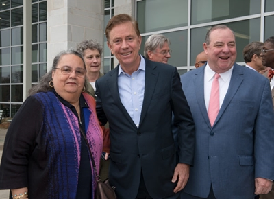 Naugatuck Valley Community College Hosts Governor Lamont to Announce New Workforce Initiative