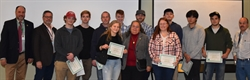 NVCC Presidential Awards Ceremony Honors Advanced Manufacturing Technology Students