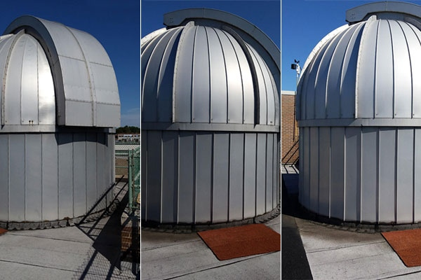 Observa-Dome at NVCC